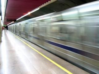 Ultimul metrou numit iubire