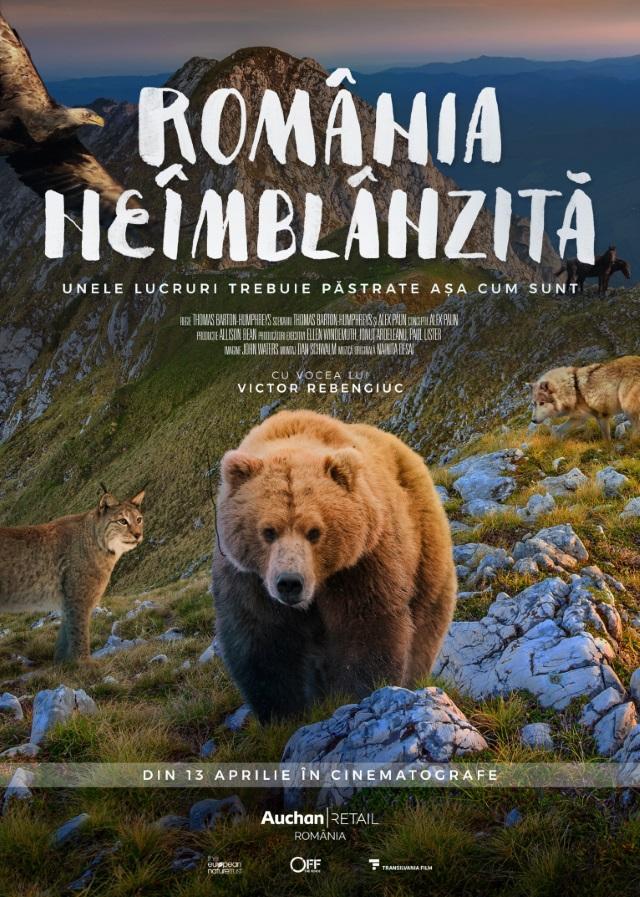Romania neimblanzita, frumusetea naturala a Romaniei