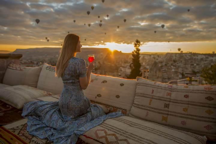 turcia, Cappadocia, peisaj turcia