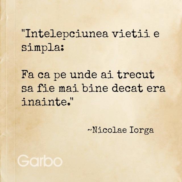 Nicolae Iorga citate, citat, Nicolae Iorga