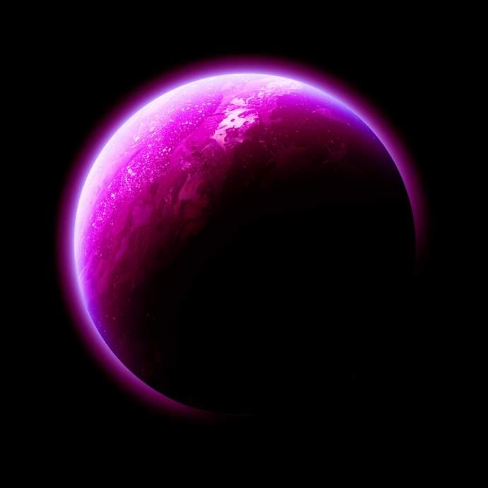 luna plina, luna roz