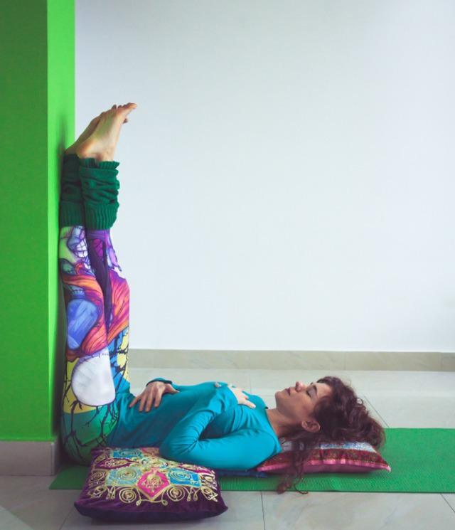 pozitie de yoga, yoga