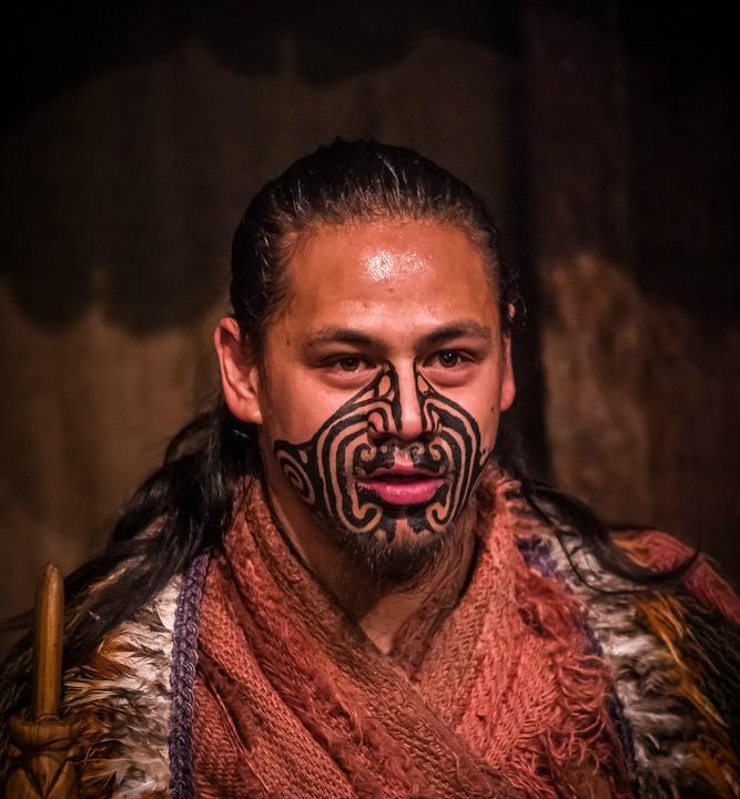 Maori, razboinic Maori