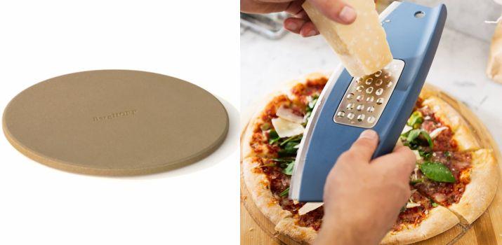 blat de piatră pentru coacere pizza și pâine