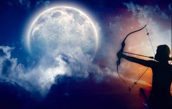 luna plina in sagetator, luna plina, sagetator, astrologie