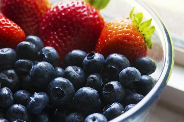 fructe de padure, dieta longevitatii