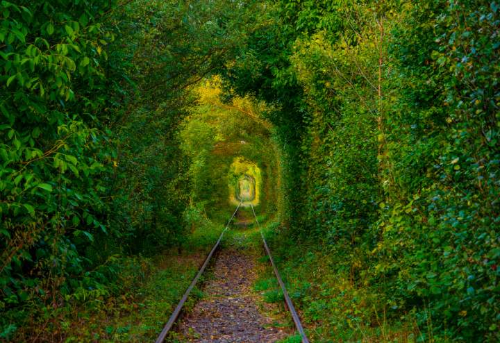 Tunelul Iubirii, Obreja