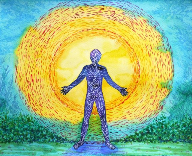 Chakra Plexului Solar, putere interioara