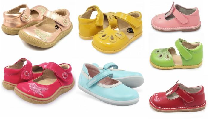 pantofi colorati pentru copii
