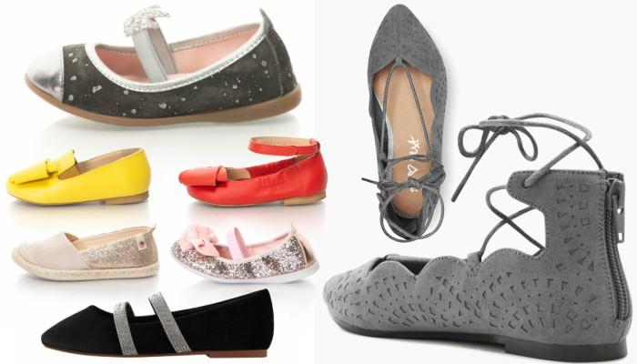 pantofi de firma pentru fetite