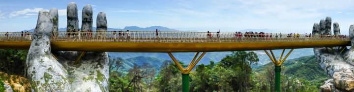 Podul de Aur din Vietnam