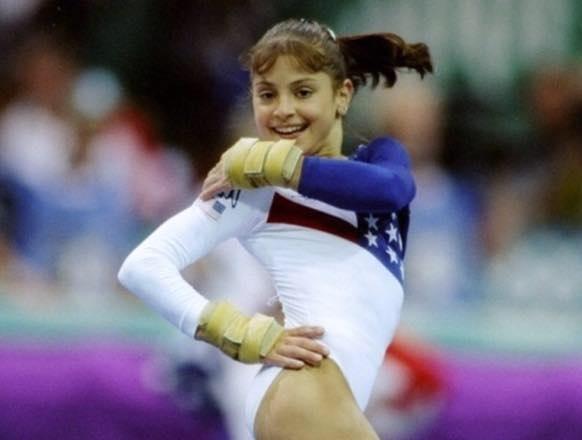 Dominique Moceanu, Olimpiada de la Atlanta 1996