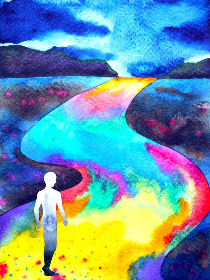 spiritualitate, drum in viata