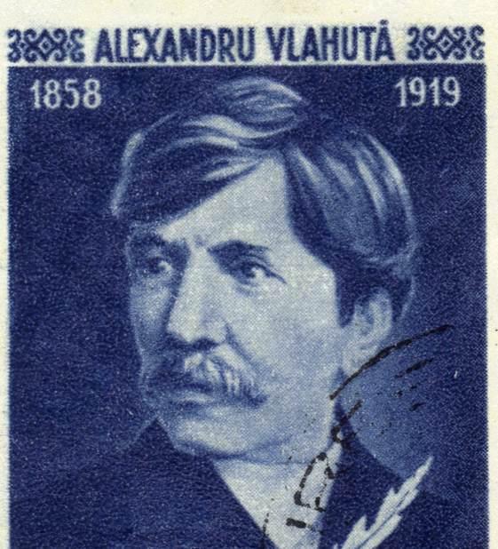 Alexandru Vlahuta, scrisoare Alexandru Vlahuta