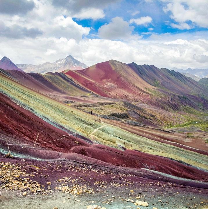 muntele Vinicunca, Peru