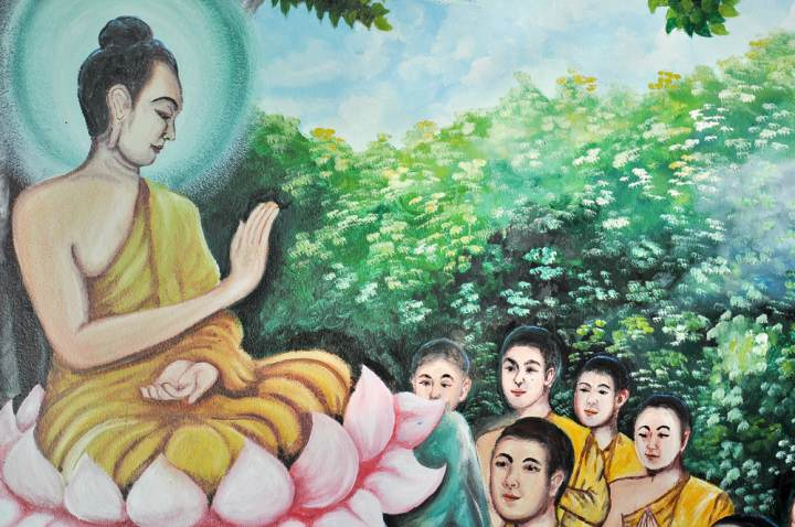 Buddha, intelepciune Buddha