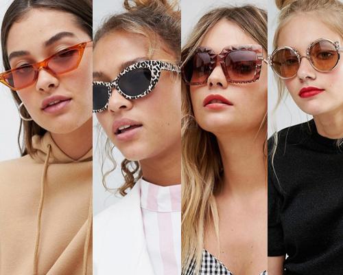 ochelari de soare cu rame interesante