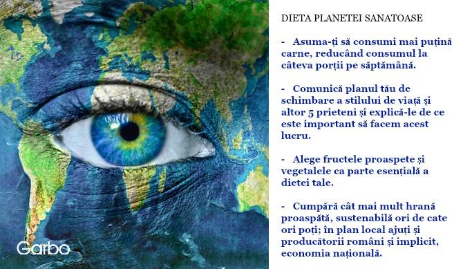 dieta planetei sanatoase, dieta