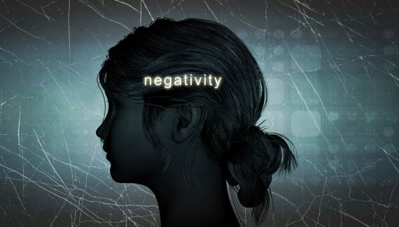 negativitate, ganduri negative