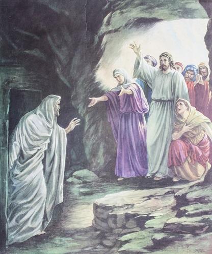 Invierea lui Lazar, Mosii de Florii, sambata lui Lazar