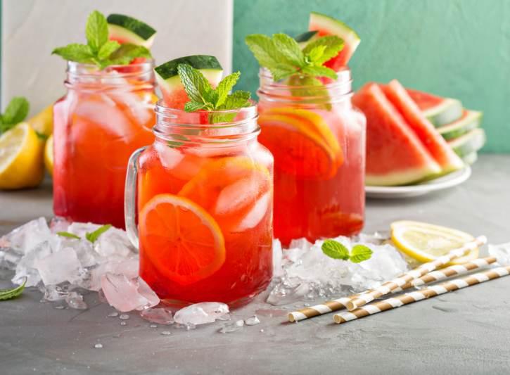 limonada, limonada cu pepene