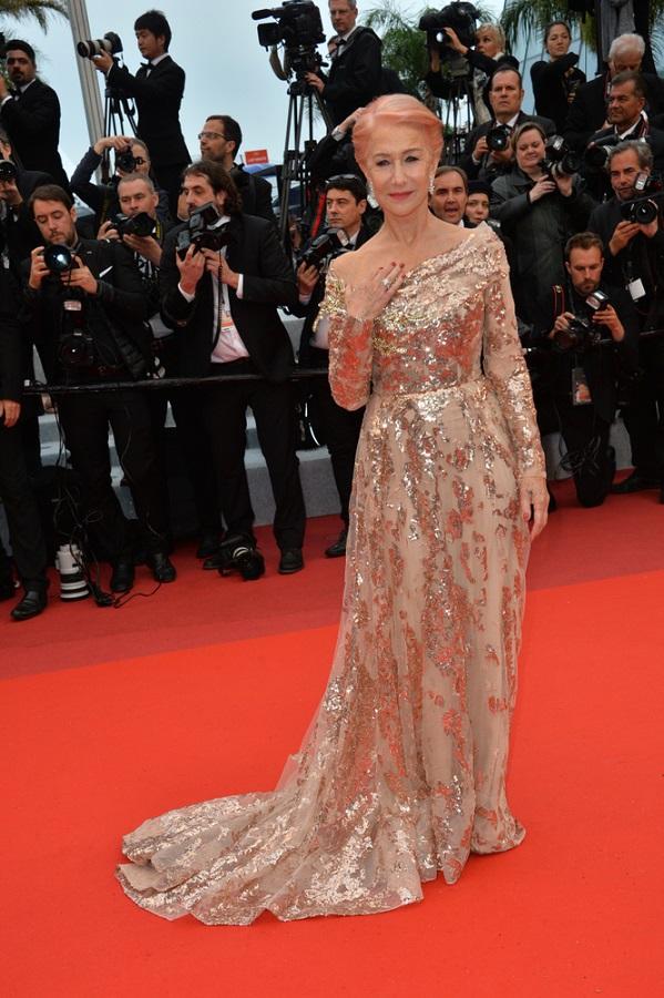 Helen Mirren Cannes 2019