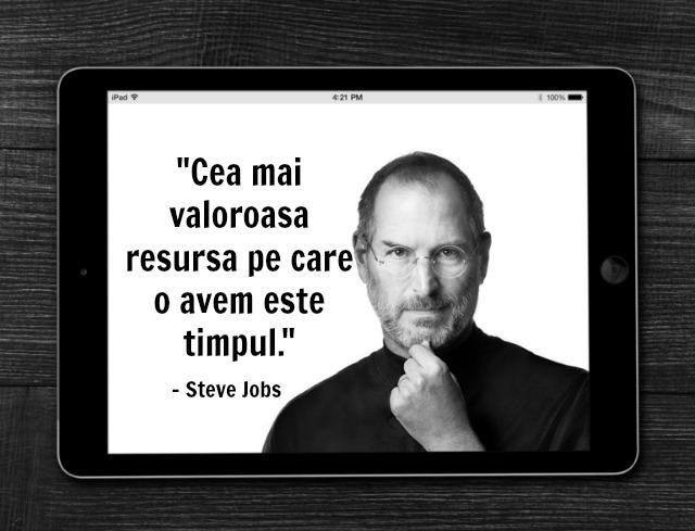 Steve Jobs, citat, citat de Steve Jobs