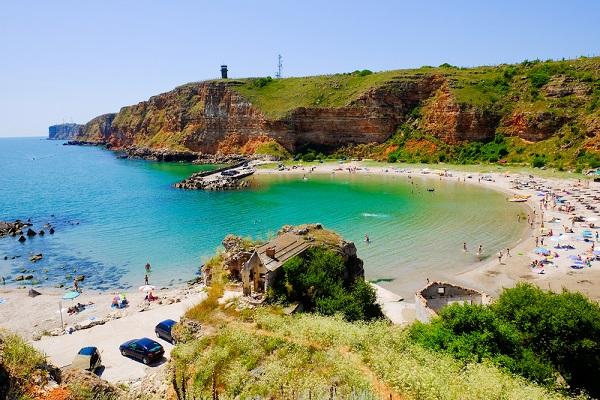 Bolata Beach, Bulgaria