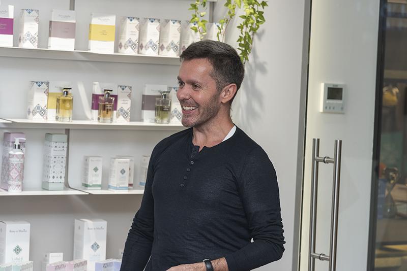 Nick Gallivant fondator parfumerie