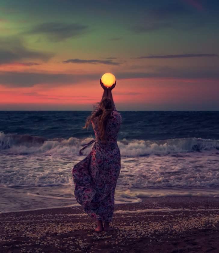 luna, luna noua, rugaciune la luna noua