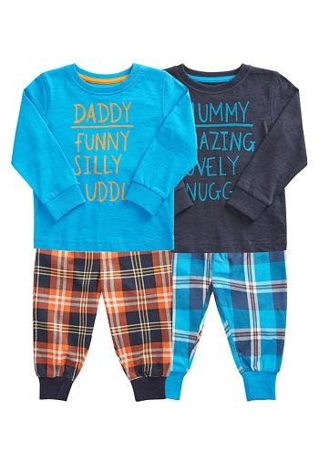 pijamale pentru baieti