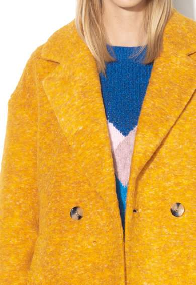 palton de lana