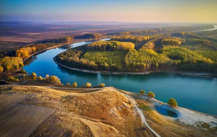 peisaje din Romania, Dunarea