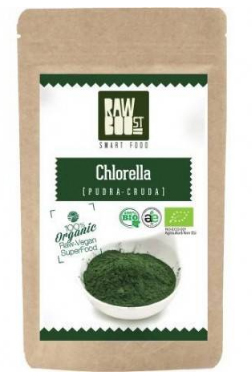 chlorella beneficii