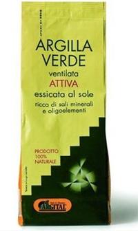 argila verde de baut activa ventilata