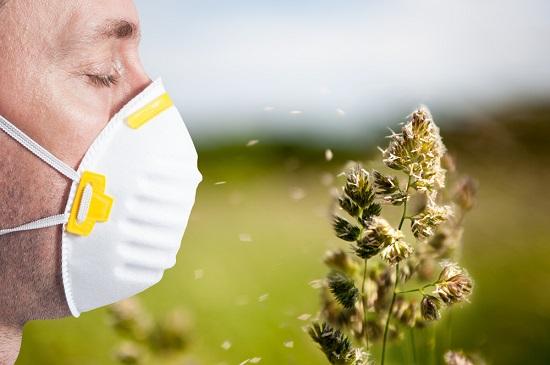 alergii de primavara