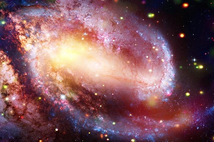 stele, univers
