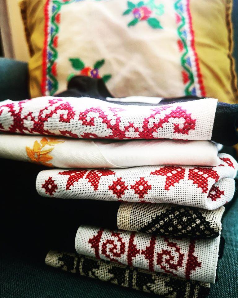 ie romaneasca haine design minimalist handmade atelier de dor