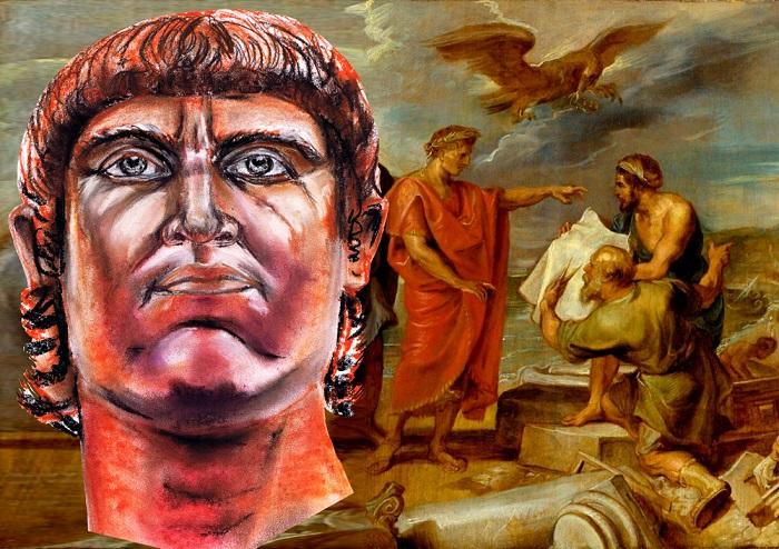 Constantin cel Mare, Sfantul Constantin