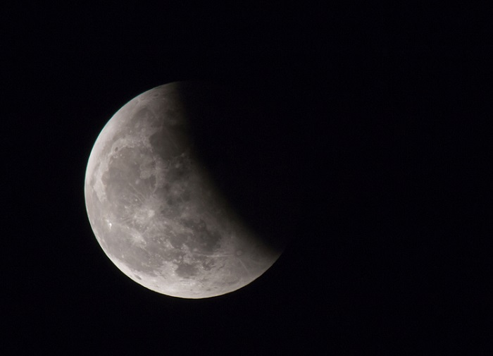 eclipsa de luna 5 iunie 2020