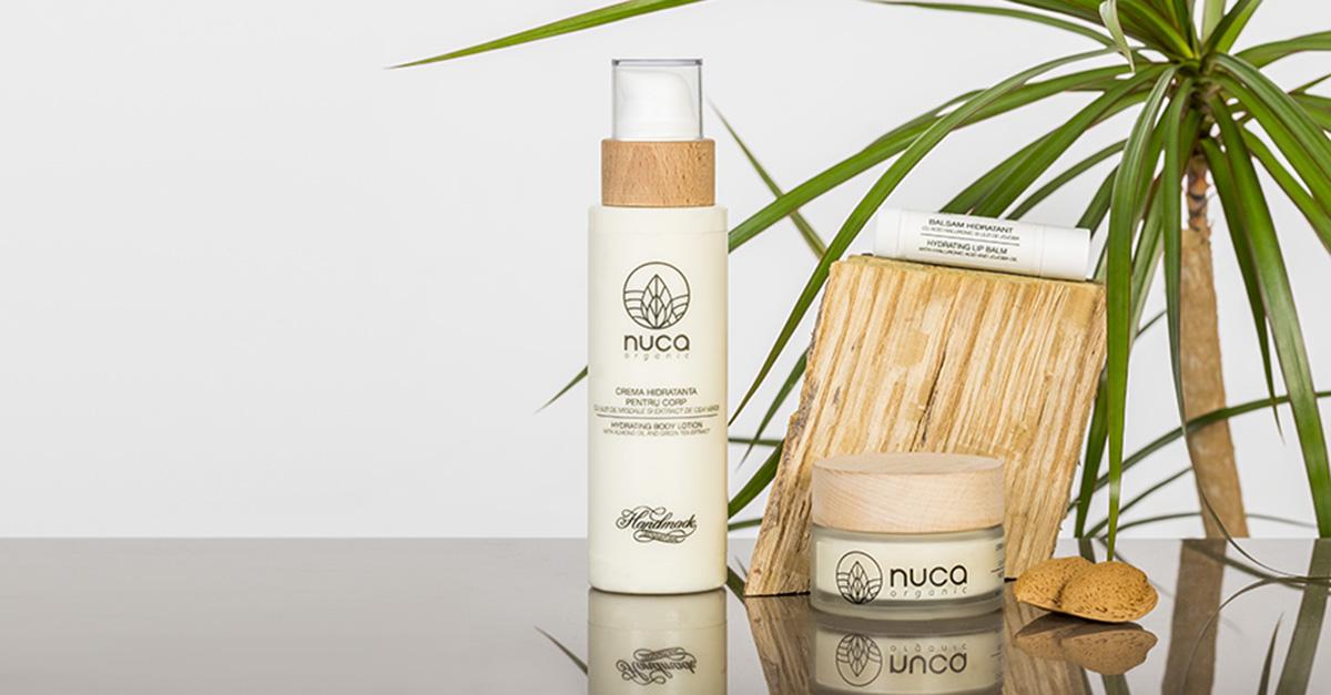 cosmetice organice nuca