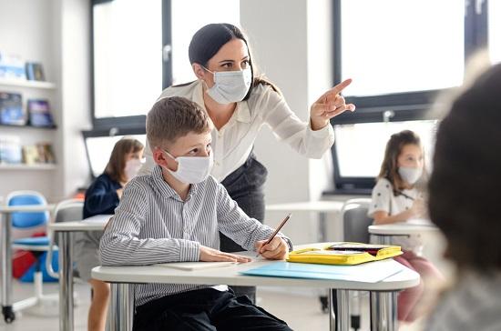 reintoarcerea la scoala in pandemie