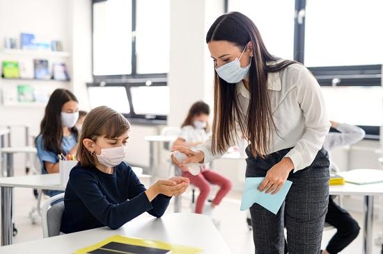 inceperea scolilor in pandemie