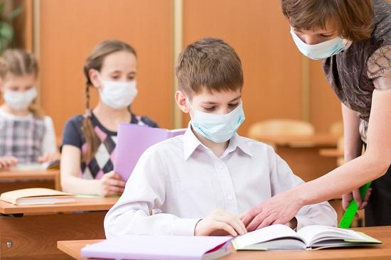 scoala in pandemie