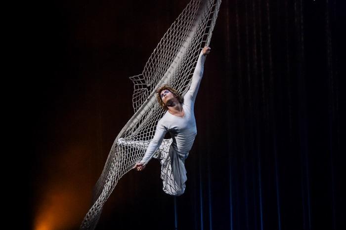 Varekai, Cirque du Soleil, circ, spectacol, Varekai spectacol Cirque du Soleil, spectacol Cirque du Soleil