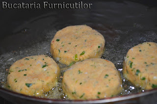 preparare falafel