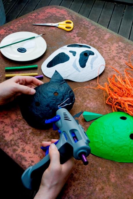 Halloween, masca de Halloween