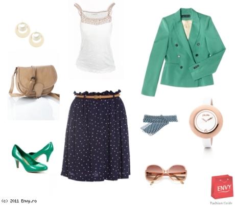 Cum sa te imbraci in sezonul primavara/vara 2012, 3 idei de tinute