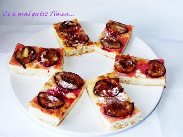 placinta cu prune
