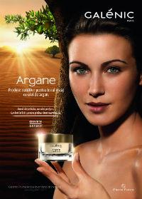 galenic - frumusete cu ulei de argan